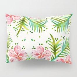 Orchid Bunch – Peach Palette Pillow Sham