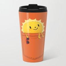 Pocketful of sunshine Metal Travel Mug