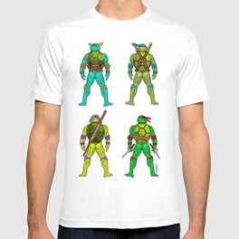 Superhero Butts - Turtles T-shirt