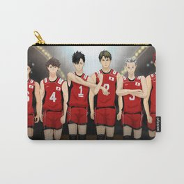 Haikyuu Dream Team Carry-All Pouch