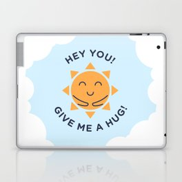 Summer, How Cute Are You! Laptop & iPad Skin
