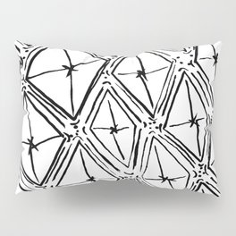 Quilted Kites Pillow Sham