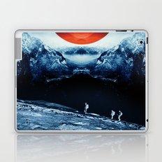 mission blue Laptop & iPad Skin