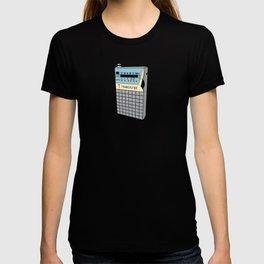 7 Transistor Radio T-shirt