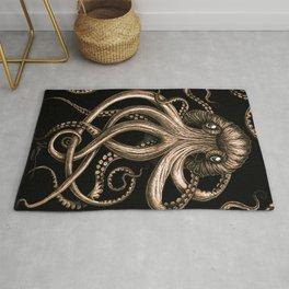 Bronze Kraken Rug