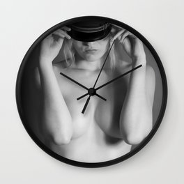 Nude 2.0 2X Wall Clock