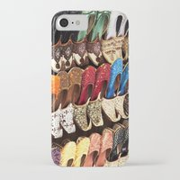 arabic iPhone & iPod Cases featuring Arabic Shoes by Ashley-liv