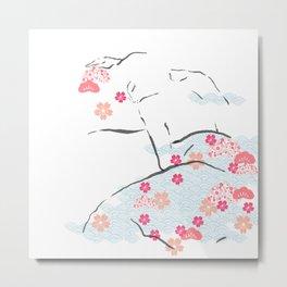 Japanese Dream Metal Print