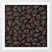 disco Art Prints featuring disco by Mindaugas Patapas