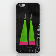 Return from the Stars #2 iPhone & iPod Skin