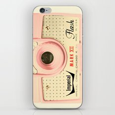 Think Pink iPhone Skin