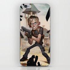 Resident Evil 4 iPhone & iPod Skin