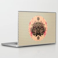 the xx Laptop & iPad Skins featuring M.D.C.N. xx by Nikola Nupra