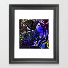 AAG [ALL AMERICAN GIRL] Framed Art Print