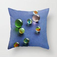 Childhood Jewels Throw Pillow