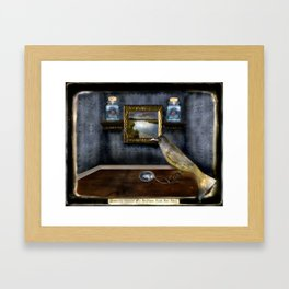 Neither Fish Nor Fowl Framed Art Print