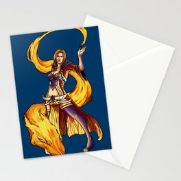 Royal Mage Stationery Cards