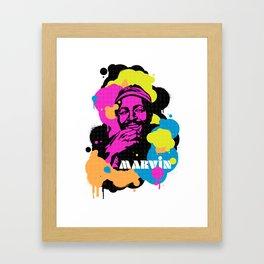 Soul Activism :: Marvin Framed Art Print