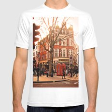 The SPICE Of LIFE MEDIUM White Mens Fitted Tee