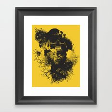Abstract Thinking Framed Art Print