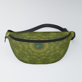 Positive thoughts - Jewel Mandala Fanny Pack