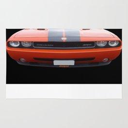 Dodge Challenger SRT Rug