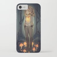 cyarin iPhone & iPod Cases featuring Whisp by Cyarin