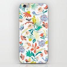 Gracie's Garden iPhone & iPod Skin