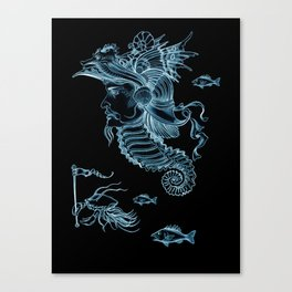 Sea Posse I Canvas Print