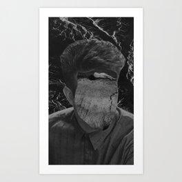 Brow Art Print