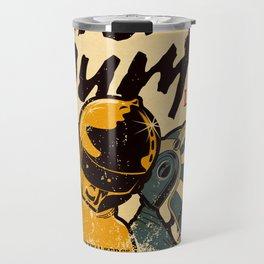 Star Punk Travel Mug