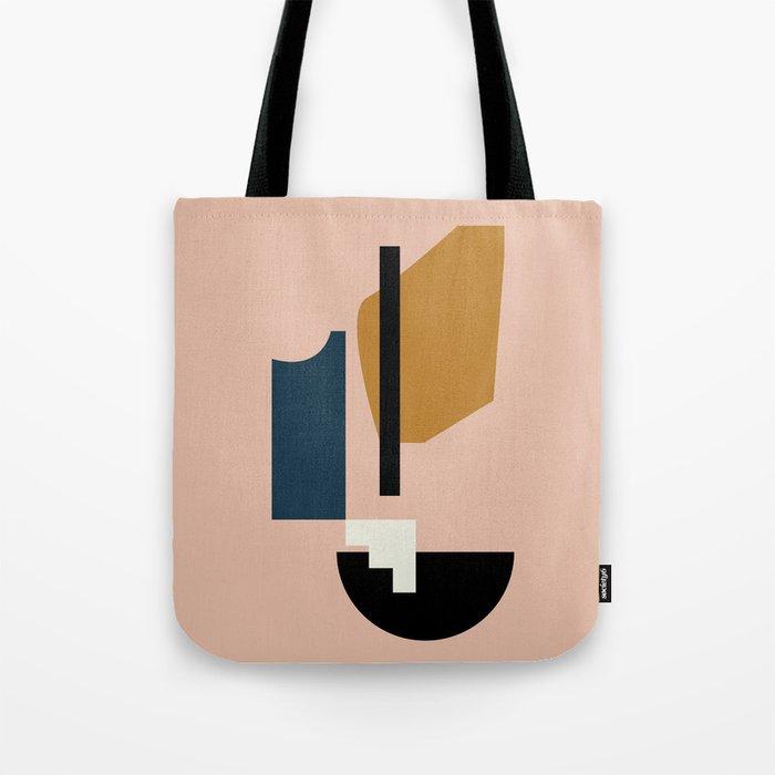 Shape study #2 - Lola Collection Tote Bag
