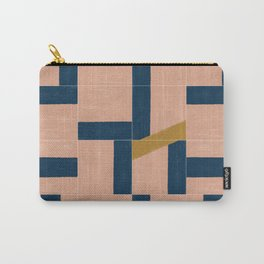 Painted Wall Tiles 02 #society6 #pattern Carry-All Pouch