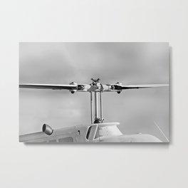Bell 206 Metal Print