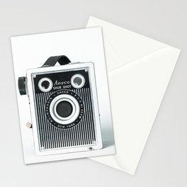 Sure Shot Vintage Camera Stationery Cards
