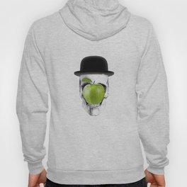 Magritte Skull Hoody