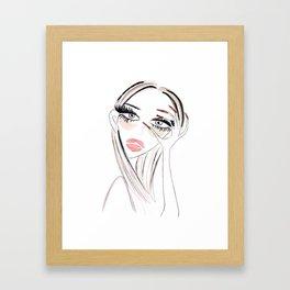 Fine! Framed Art Print