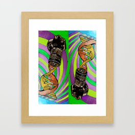 Photography, My 2nd Love Framed Art Print