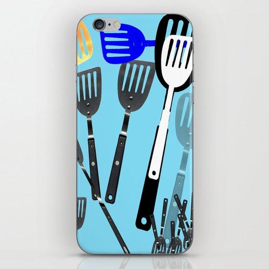 Spatulas iPhone & iPod Skin