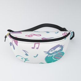 The Littlest Birds Sing the Prettiest Songs Fanny Pack