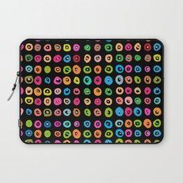 CandyDots Licorice Laptop Sleeve