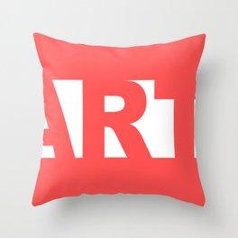 Minimalist  ART Throw Pillow