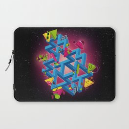 The impossible playground Laptop Sleeve