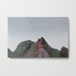 Series: The Scenery  Metal Print