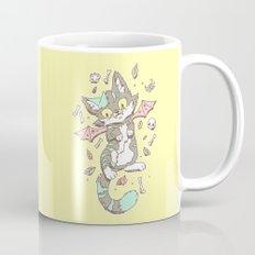Monster Cat Mug