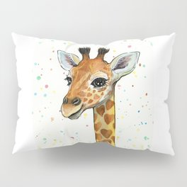 Baby Giraffe Pillow Sham