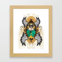 All the good things Framed Art Print