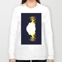 millenium falcon Long Sleeve T-shirts featuring falcon by donphil