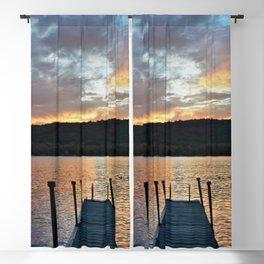 Greet the Adirondack Autumn Sun Blackout Curtain