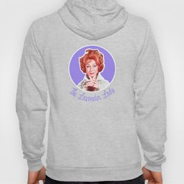 Endora, the Lavender Lady Hoody